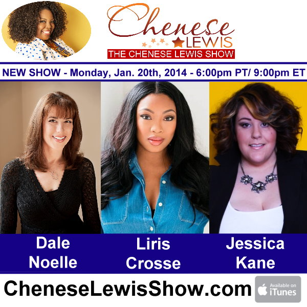 Dale Noelle, Liris Crosse, and Jessica Kane – Episode #146