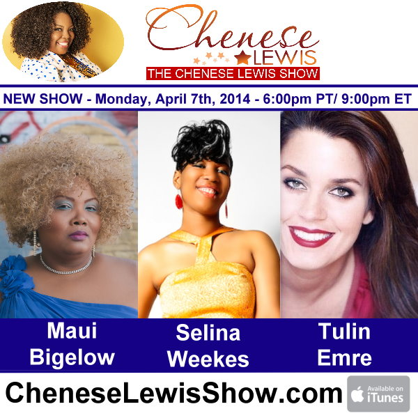 Maui Bigelow, Selina Weekes & Tulin Emre – Episode #148