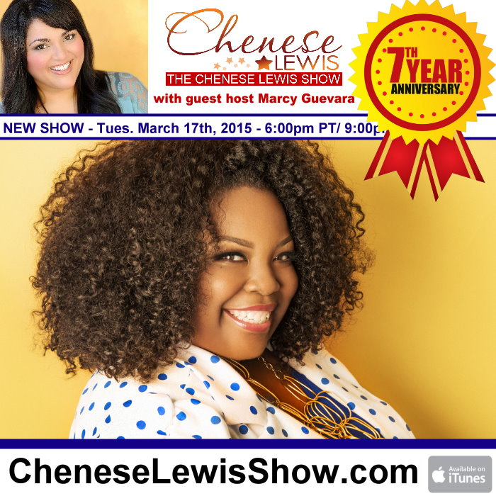 7th Anniversary Show with Guest Host Marcy Guevara – Episode #153
