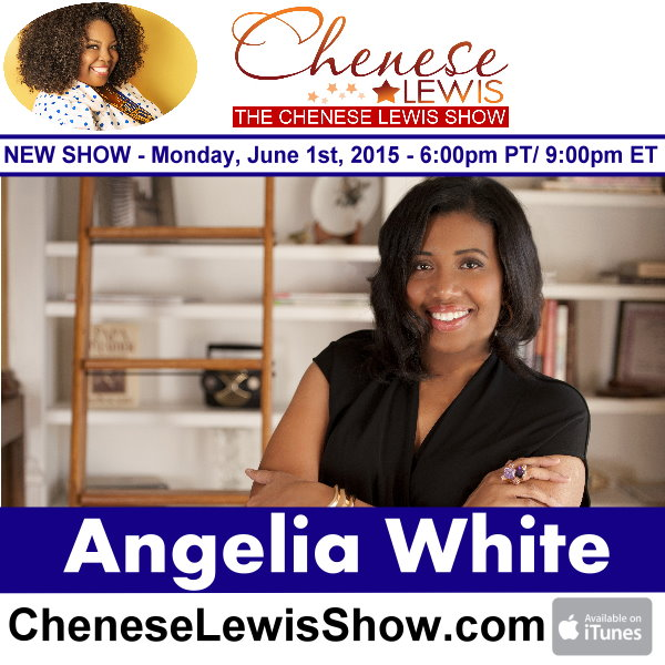 Angelia White – Episode #161