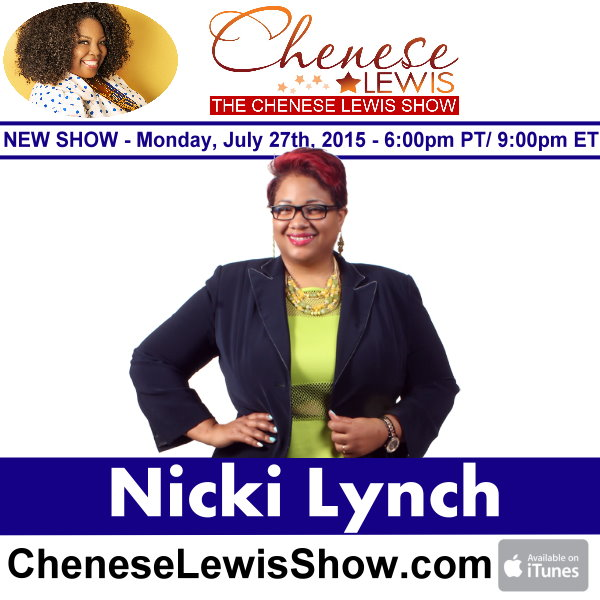 Nicki Lynch – Episode #163