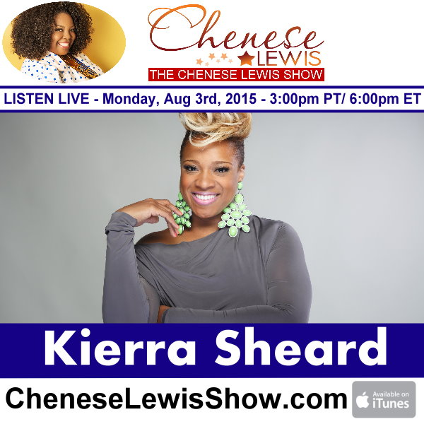 Kierra Sheard – Episode #164
