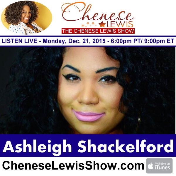 Ashleigh Shackelford – Episode #169