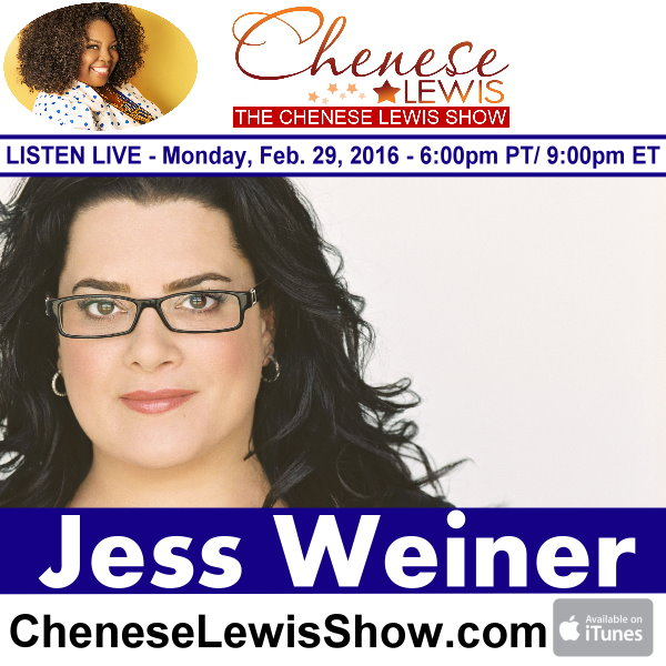 Jess Weiner – Episode #171
