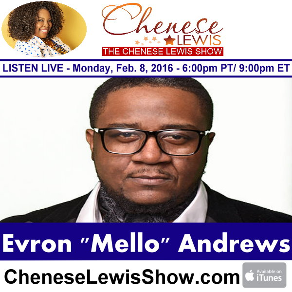 "Evron ""Mello"" Andrews – Episode #170"
