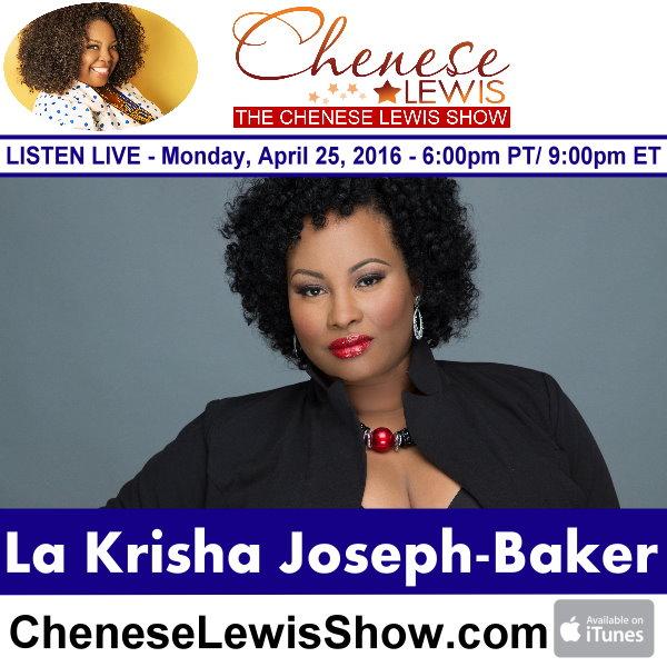 La Krisha Joseph-Baker – Episode #175