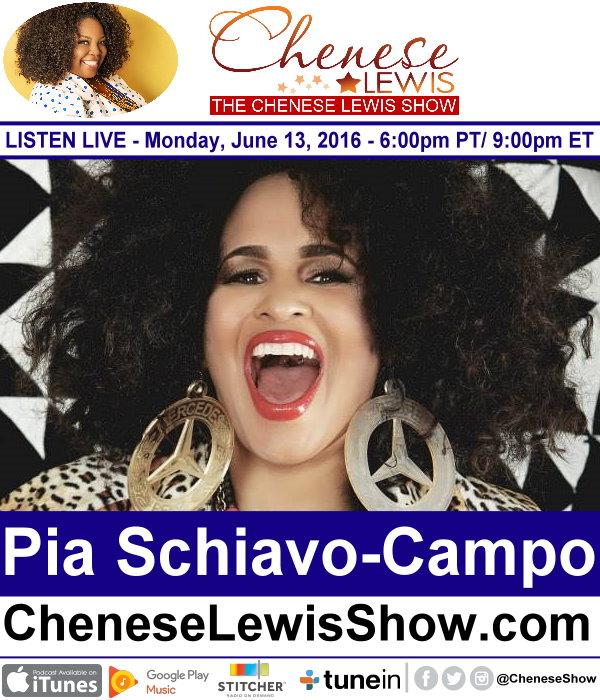 Pia Schiavo-Campo – Episode #181