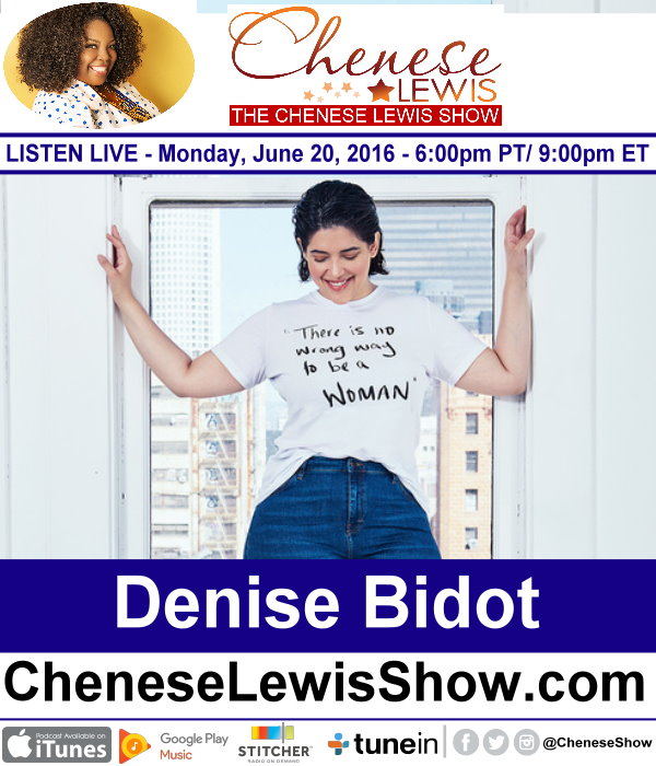 Denise Bidot – Episode #182