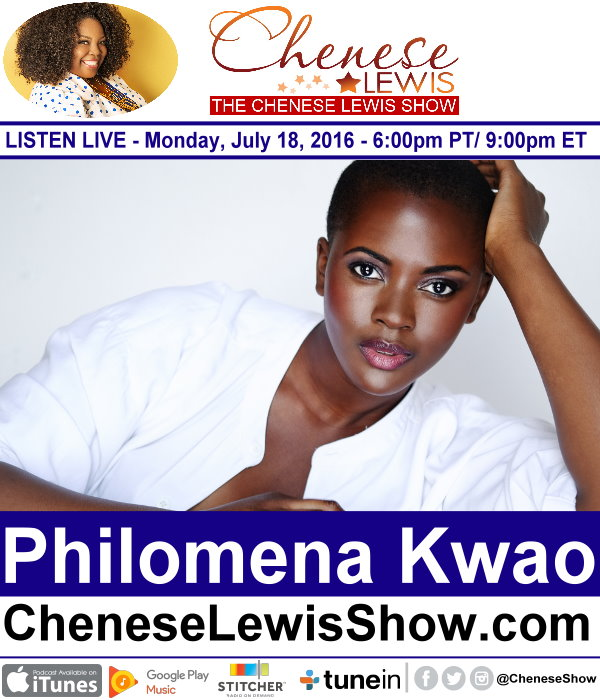Philomena Kwao – Episode #184