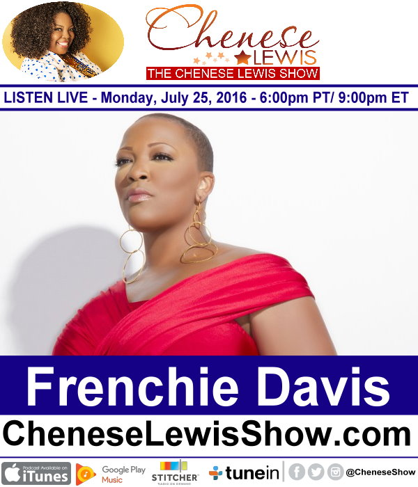 Frenchie Davis – Episode #185